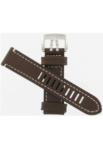 Luminox(ルミノックス)23/22mm Brown Leather Watchband