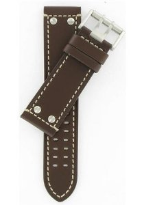 Luminox(ルミノックス)26mm Field Dark Brown Watchband