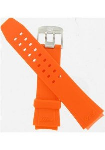 Luminox(ルミノックス)22mm Orange Evo F-16 PU Dive Strap