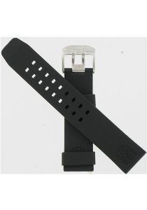 Luminox(ルミノックス)22mm Rubber Strap Band