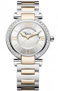 Chopard(ショパード)Women's Imperiale Rose Gold & Steel Diamond 388532-6004
