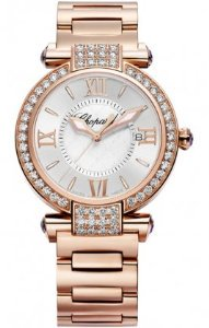 Chopard(ショパード)Women's Imperiale Rose Gold Diamond 384221-5004