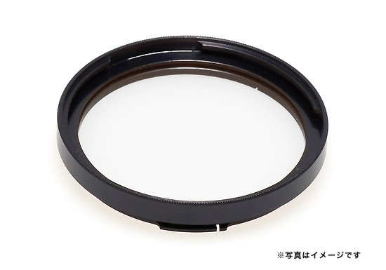 ライカ用フィルター 22mm(L) 黒枠 1Bスカイライト