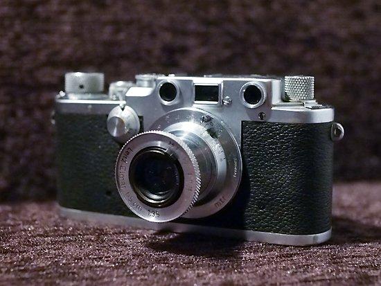 ライカ III c + エルマー 50mm f3.5