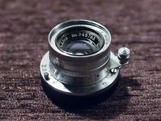 ニッコール 35mm f2.5  (ライカスクリューマウント)