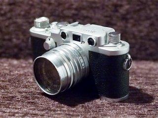ニッカ 3-F  (ニッコール 5cm f2 付)