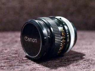 キヤノン FD 28mm f2.8  (キヤノンFDマウント)
