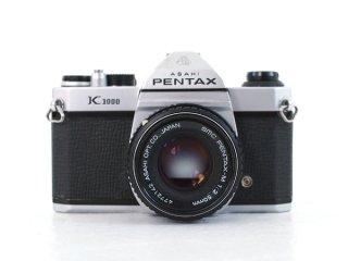 ペンタックス K1000 + ペンタックスM 2/50