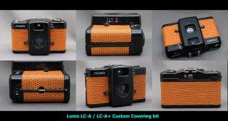 【普通郵便で送料無料!】Lomo LC-A / LC-A+用貼り革キット