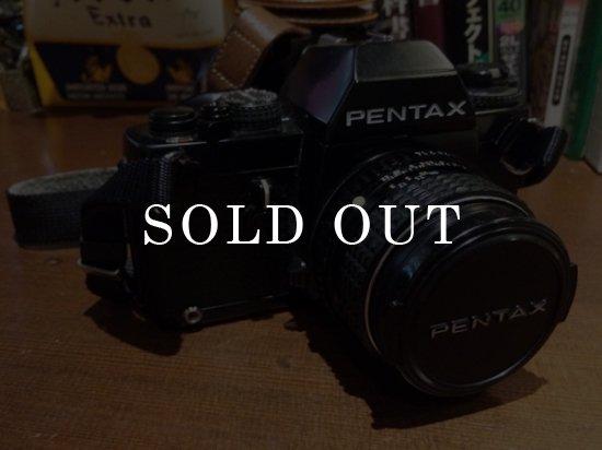 ペンタックス LX(前期型) + 50mm f1.4