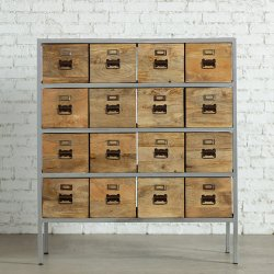 <img class='new_mark_img1' src='https://img.shop-pro.jp/img/new/icons47.gif' style='border:none;display:inline;margin:0px;padding:0px;width:auto;' />16 DRAWER WOOD CHEST
