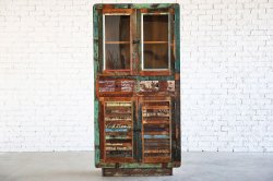 <img class='new_mark_img1' src='https://img.shop-pro.jp/img/new/icons47.gif' style='border:none;display:inline;margin:0px;padding:0px;width:auto;' />RECYCLE WOOD CALI. CABINET