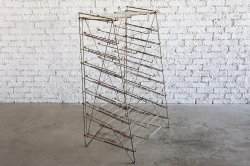 IRON SHOE RACKS