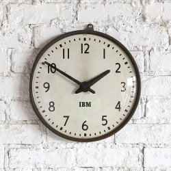 <img class='new_mark_img1' src='https://img.shop-pro.jp/img/new/icons14.gif' style='border:none;display:inline;margin:0px;padding:0px;width:auto;' />IBM school clock