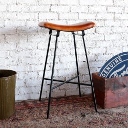 <img class='new_mark_img1' src='https://img.shop-pro.jp/img/new/icons31.gif' style='border:none;display:inline;margin:0px;padding:0px;width:auto;' />COUNTER LEATHER STOOL