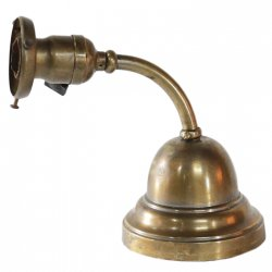 ANTIQUE WALL LAMP #50
