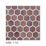 華簾 KAR-114 / 12シート(1m×1mの広さ分)