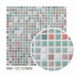 ミニッツモザイク MM-10/103MIX / 1シート