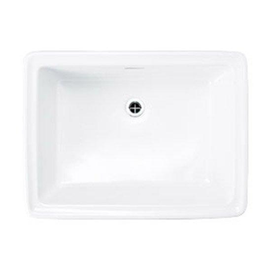 洗面器 Lレクタンブル ブランカ