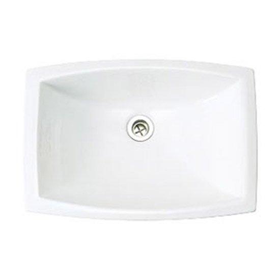 洗面器 Mレクタンブル リアリーホワイト