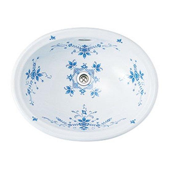 洗面器 Mオーバル オールドイングランド