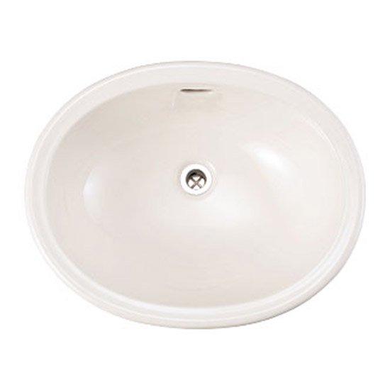 洗面器 Mオーバル リネン