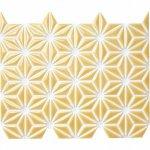 麻の葉 黄水仙 FRO-022 / 13シート(1m×1mの広さ分)