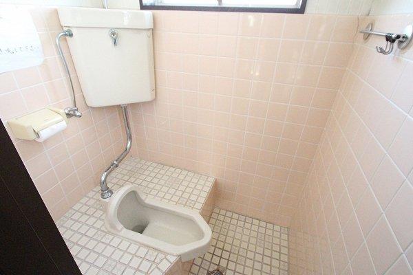 和式トイレをタンクレスにリフォーム