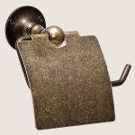 真鍮古色仕上げトイレットペーパーホルダー  TPH SB AN
