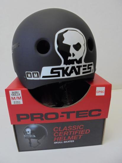 SKULL SKATESxPRO-TEC コラボレーション ヘルメット CLASSIC SKATE