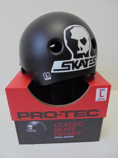 SKULL SKATESxPRO-TEC コラボレーション ヘルメット (CERTIFIED)