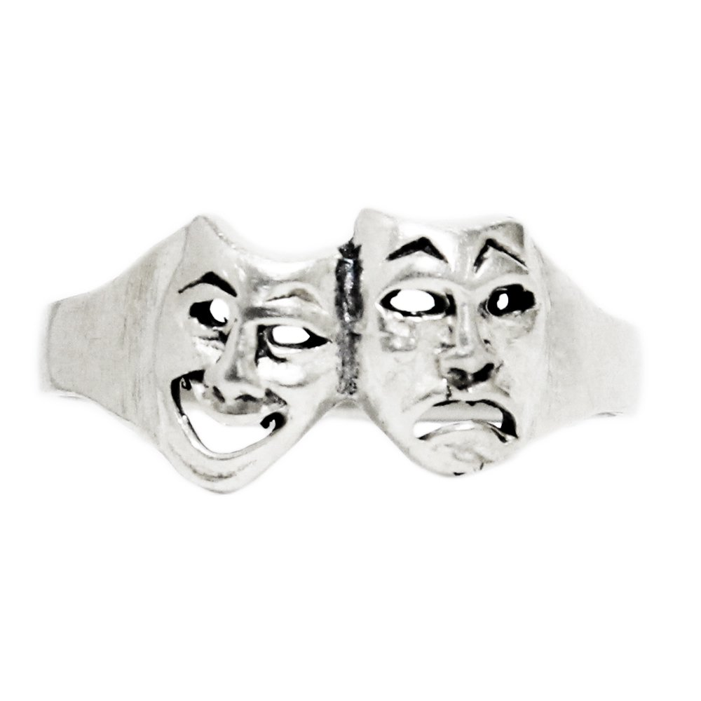 Vintage 1950's Two-Face Ring