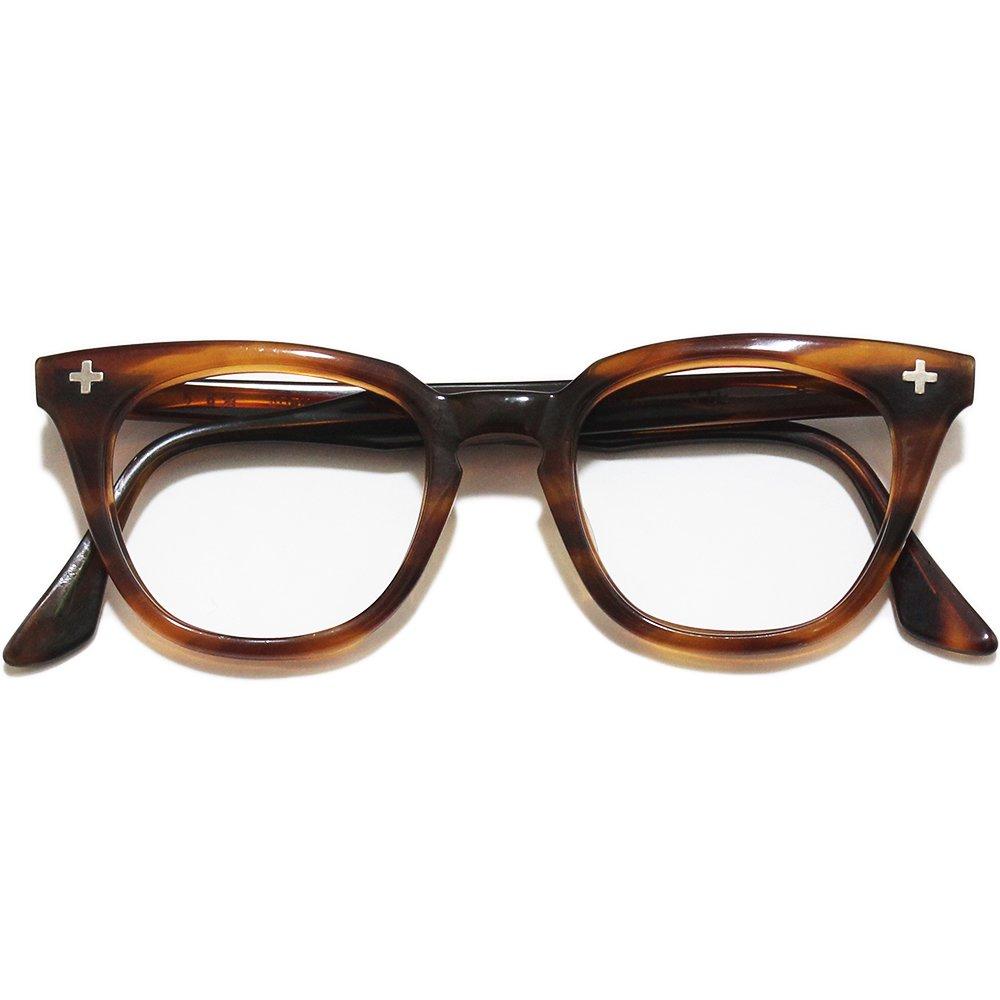Vintage 1950's ADEN Cross Eyeglasses -Made in U.S.A.-