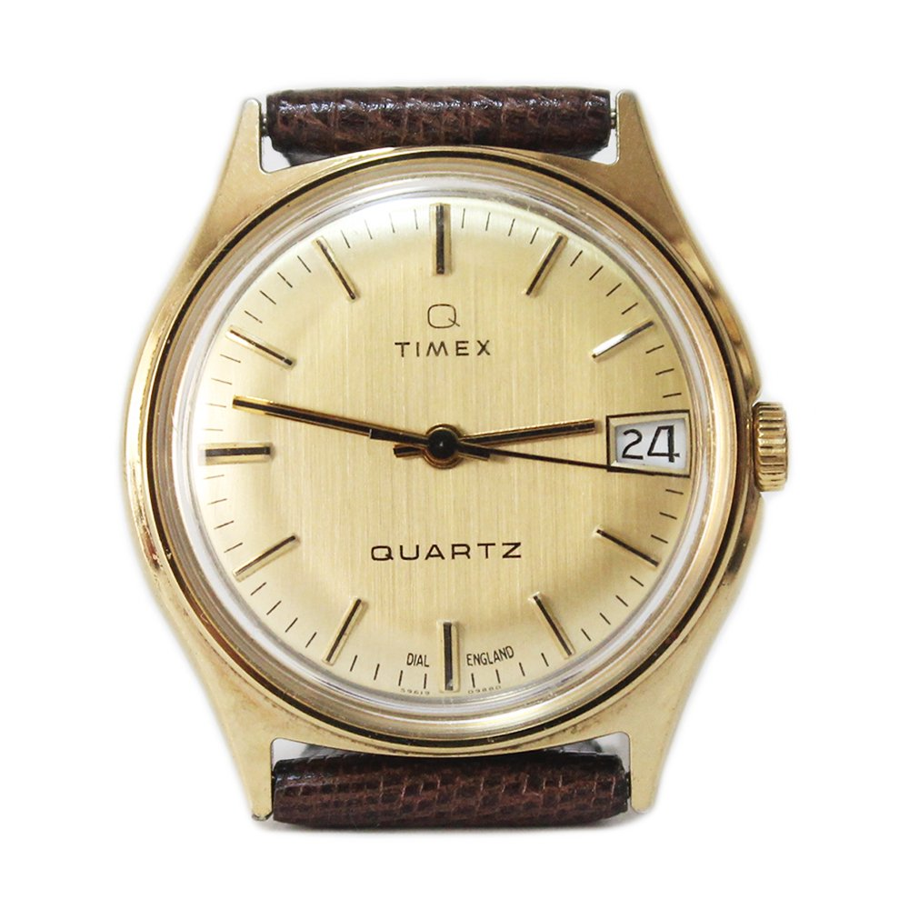Vintage 80's TIMEX Wrist Watch -Quartz-