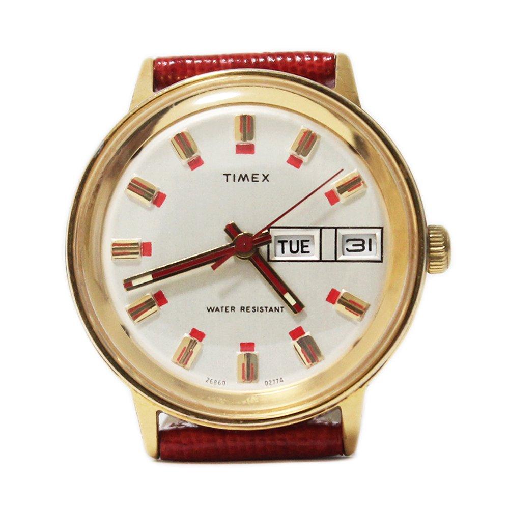 【Dead Stock】Vintage 70's TIMEX Wrist Watch -Hand Winding-