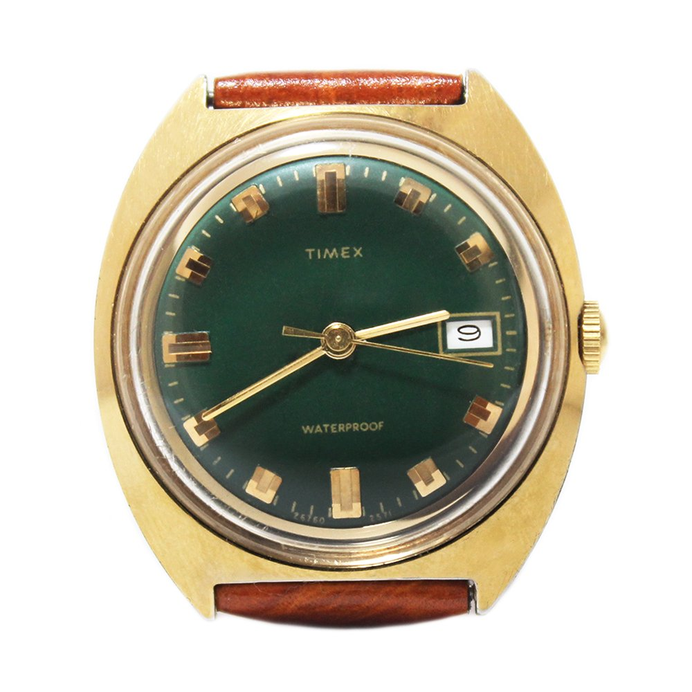 Vintage 70's TIMEX Wrist Watch -Hand Winding-