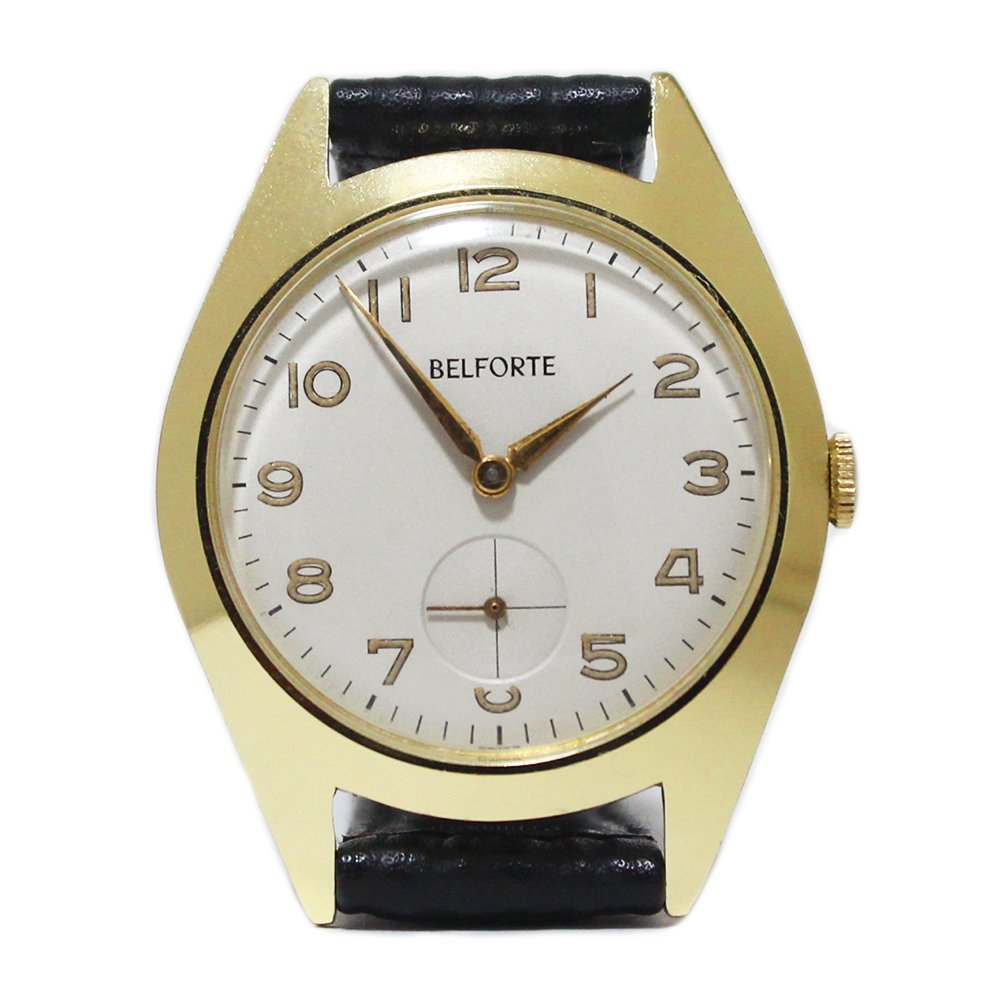 Vintage 60's Belforte Watch -Made in Swiss-