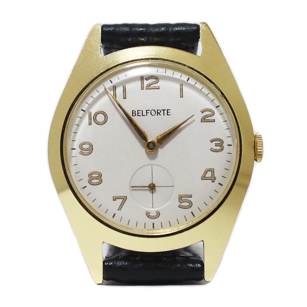 Vintage 60's Belforte Watch -Made in Swiss-