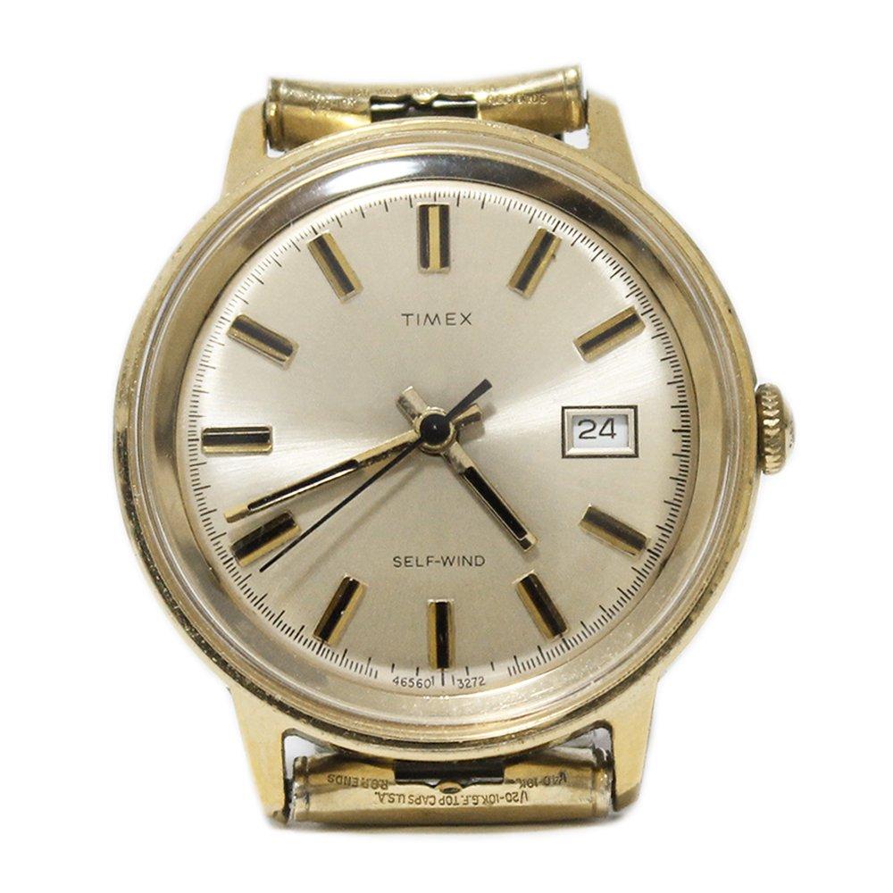 Vintage 70's TIMEX Wrist Watch -Self Wind-