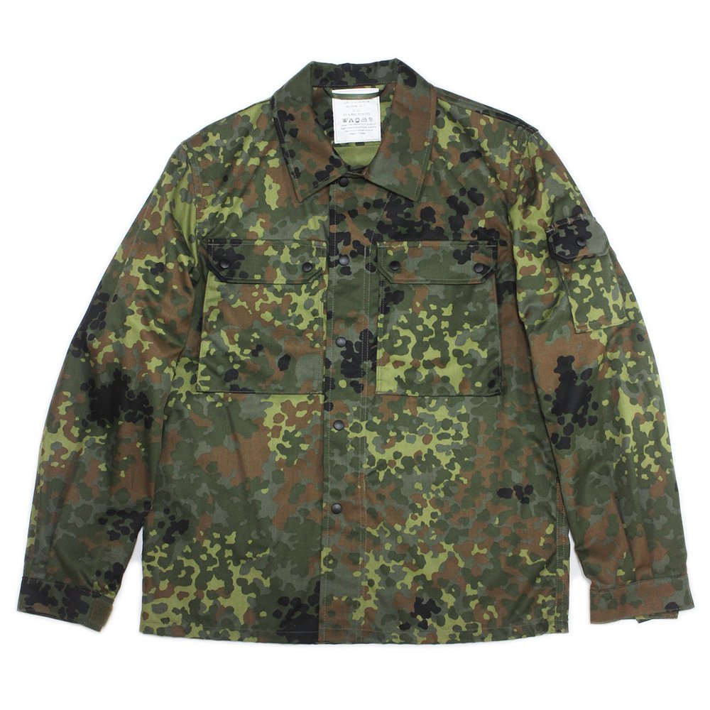 【Dead Stock】Vintage 90's German Army Camouflage Jacket