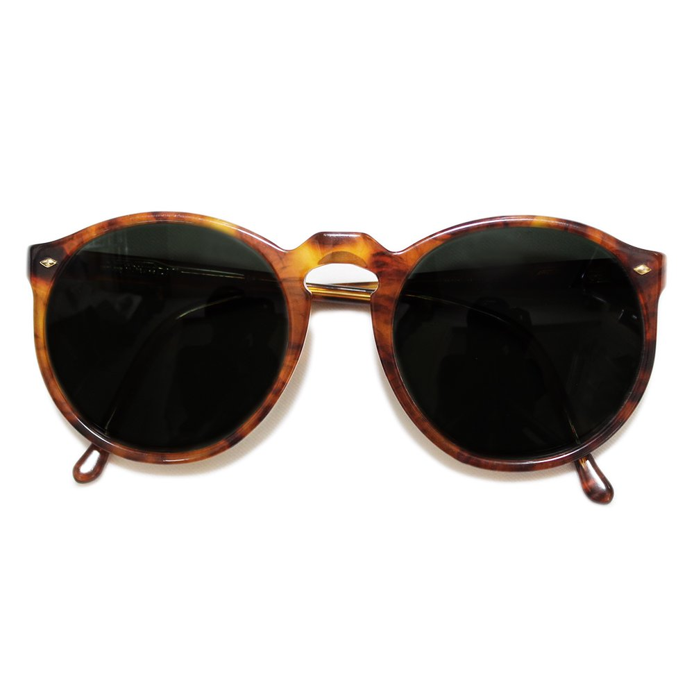 【Dead Stock】Vintage 1980's TITMUS Boston Sunglasses Tortoise -Made in U.S.A.-