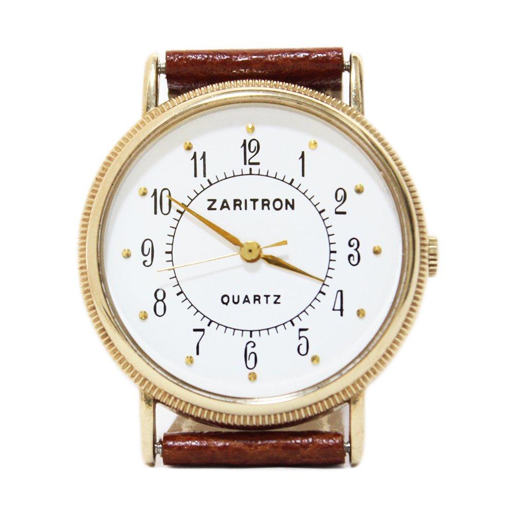 【Dead Stock】Vintage 1980's ZARITRON (ZARYA) Russian Soviet Wrist Watch