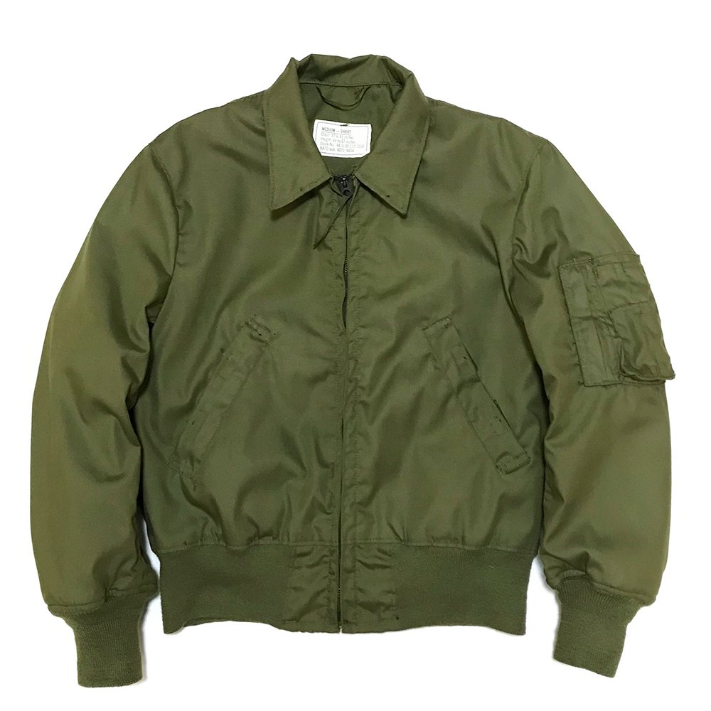 【Dead Stock】Vintage 70's U.S.A.F. Heli Crew Aramid Jacket -ALPHA INDUSTRIES, INC.-