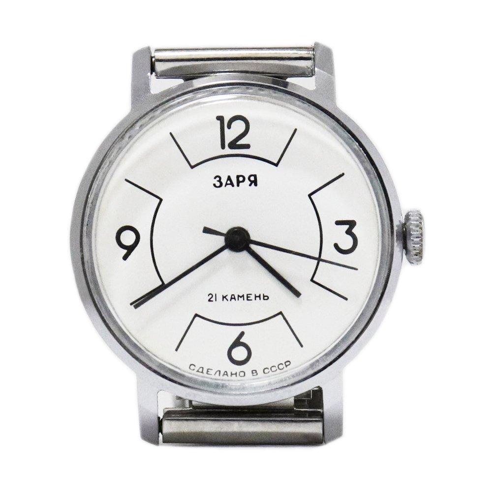 【Dead Stock】1960's Zaria / 3аря Soviet Russian Watch