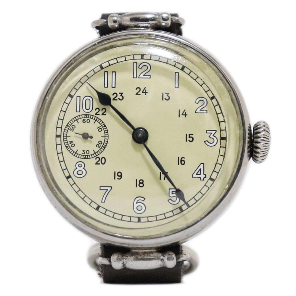 vintage 1940's Kirovskie K-43 WW2 1941 Soviet Russian Army Military Watch