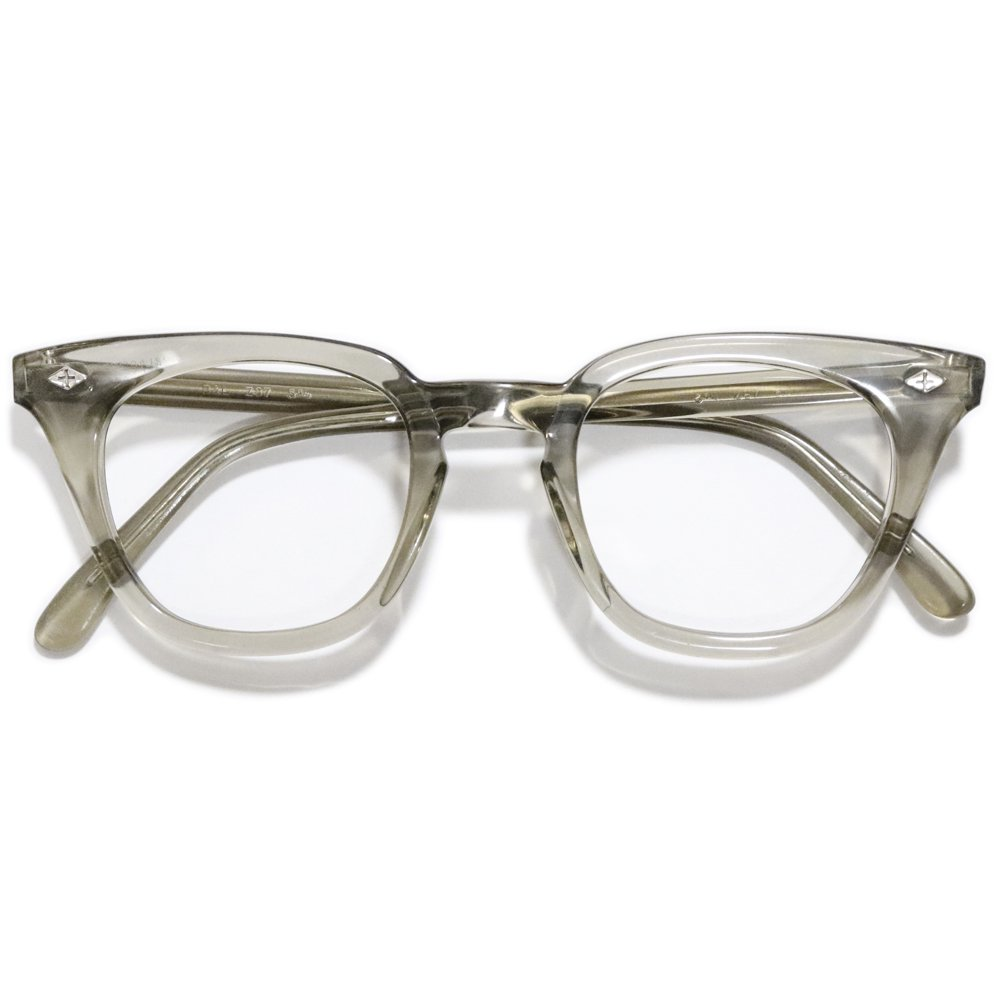 Vintage 1950's Bausch&Lomb Safety Glasses Smoke Gray -Made in U.S.A.-