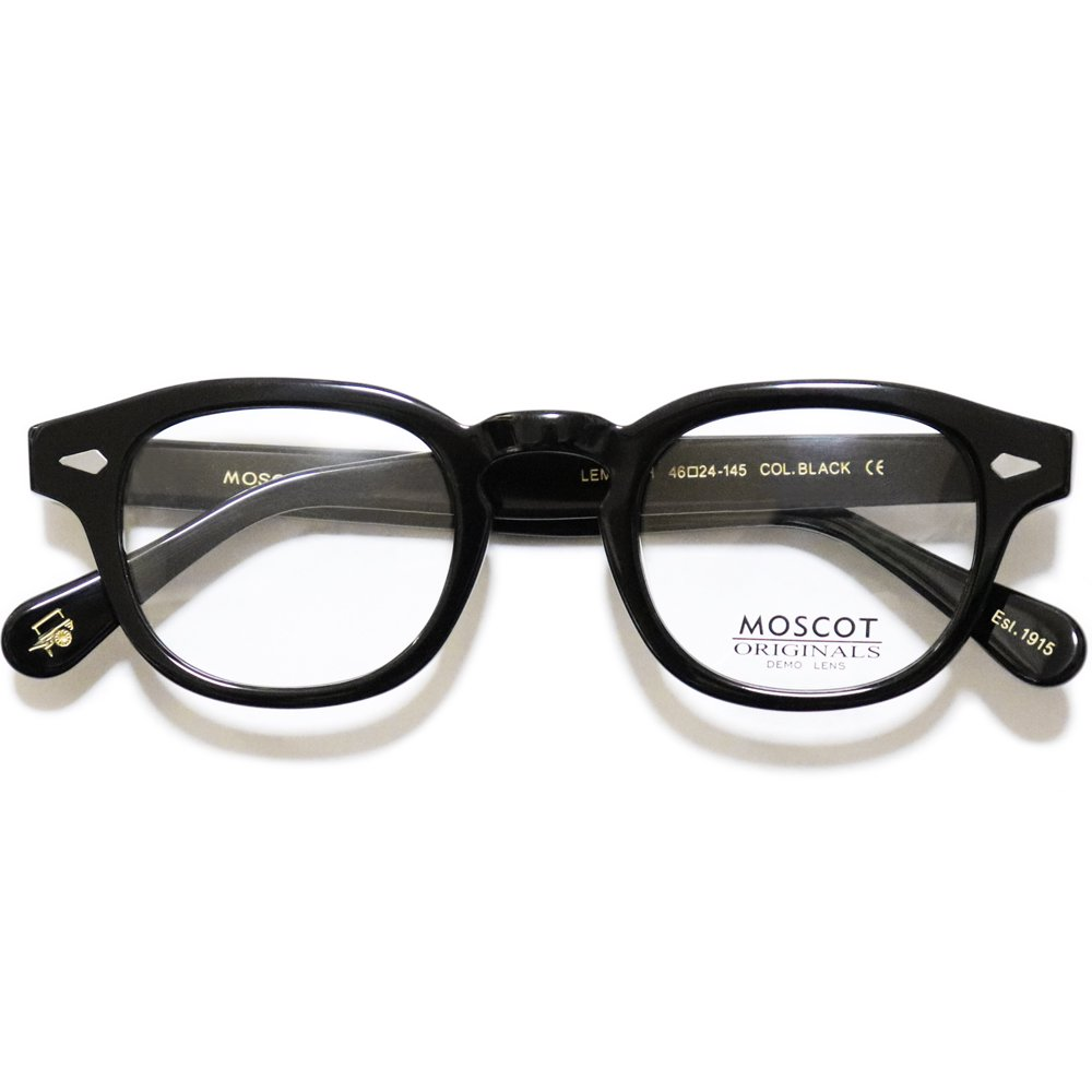 Moscot Lemtosh Eyeglasses -Black-
