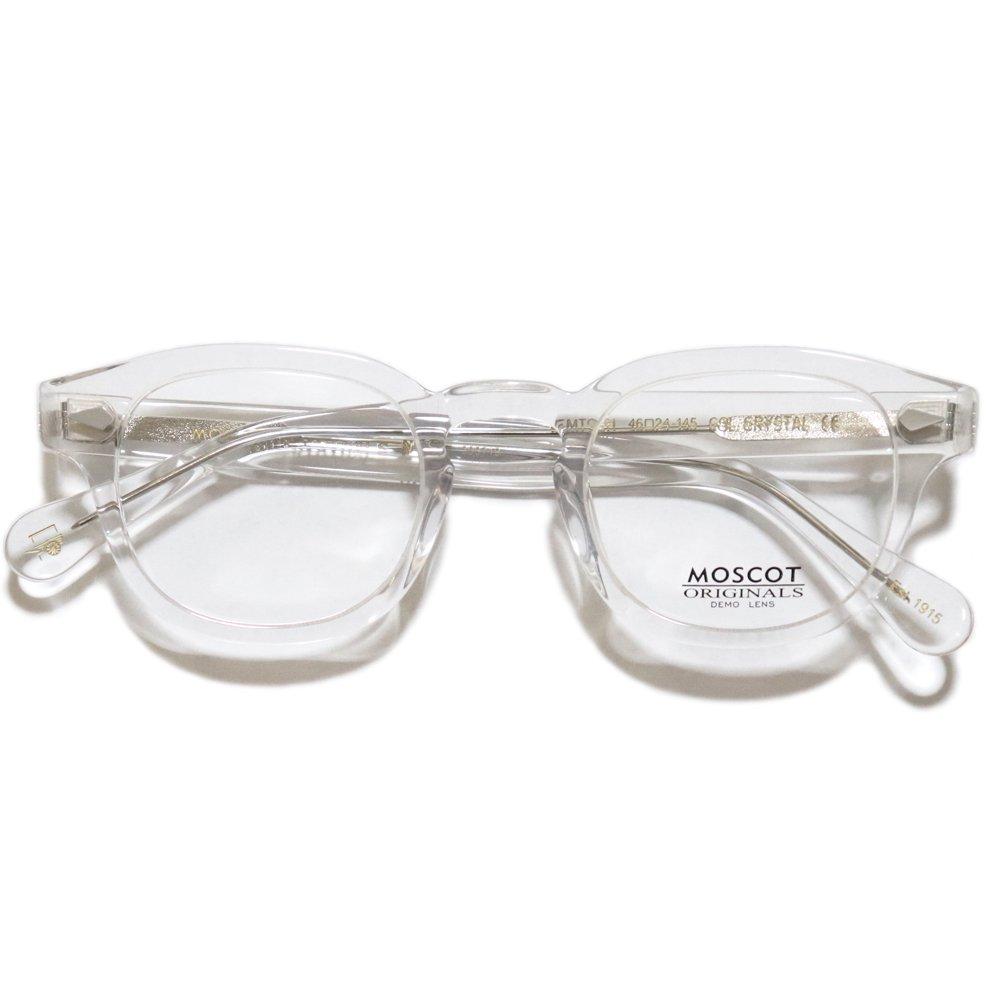 Moscot Lemtosh Eyeglasses -Crystal-
