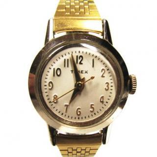 Vintage 60's TIMEX Watch