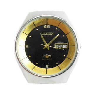 Vintage CITIZEN Watch -4 Dia Stone-